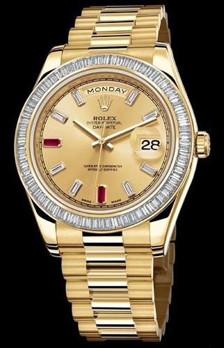 Rolex Day-Date II 218398 BR