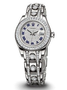 Rolex Lady-Datejust Pearlmaster 80309BR