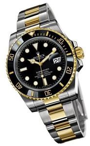 Rolex Submariner Date (YG-SS / Black dial / YG-SS) 116613LN