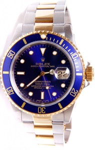 Rolex Submariner Date (YG-SS / Blue dial / YG-SS) 116613LB