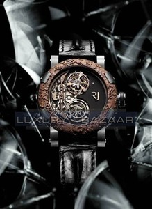 Romain Jerome Titanic-DNA - Day and Night - Double Tourbillon - WORLD FIRST DN.T.OXY3.BBBB.00