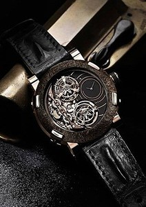 Romain Jerome Titanic-DNA - Day and Night - Double Tourbillon Spiral- WORLD FIRST DN.TS.OXY3.2222.00