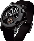 Romain Jerome Titanic-DNA - Five Black I Tourbillon TO.T.BBBBB.00