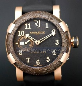 Romain Jerome Titanic-DNA – rusted steel T-OXY IV Ultimate / Pink Gold T.OXY4.2222M.00.BB
