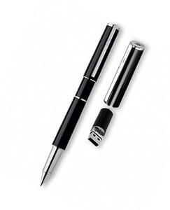 S.T. Dupont Neo Classique President Rollerball Pen + USB Key 4G, 243326