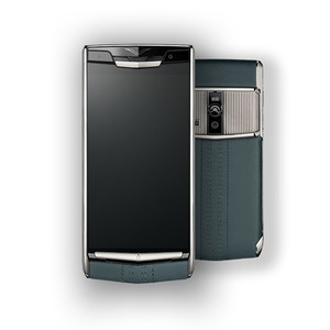 VERTU SIGNATURE TOUCH NEW TEAL FLUTED
