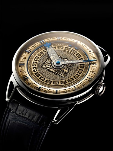 DeBethune The Ninth Maya Underworld DB25