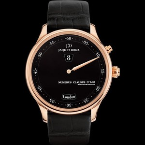Jaquet Droz The Twelve Cities J010133202