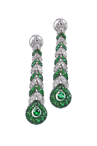 Cantamessa Treccia Earrings ETR 1574