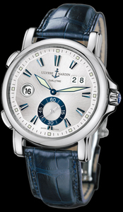 Ulysse Nardin Dual Time 42 mm 243-55/91