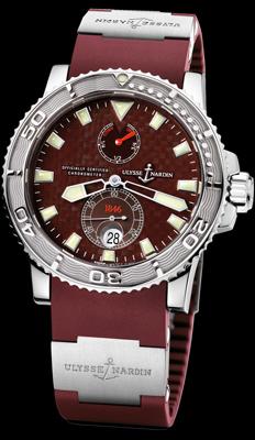 Ulysse Nardin Maxi Marine Diver 263-33-3/95
