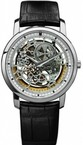 Vacheron Constantin Patrimony Traditionelle Openworked Large (WG/Leather) 43178/000G-9393