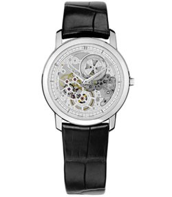 Vacheron Constantin Patrimony Traditionelle Openworked Small (WG) 33158/000G-9394