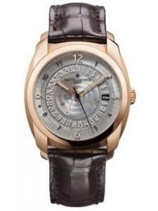 Vacheron Constantin Quai de l'Ile Date (RG/Leather Strap) 86050/000R-9342