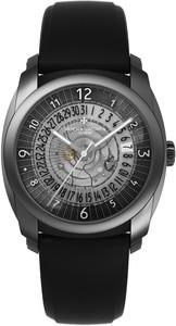 Vacheron Constantin Quai de l'Ile Date (Titanium /Leather Strap) 86050/000T-9343