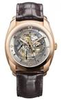 Vacheron Constantin Quai de l'Ile Day Date and Power Reserve(RG/Leather Strap) 85050/000R-9340