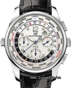 Girard-Perregaux ww.tc Financial Chronograph 49805-11-151-BA6A