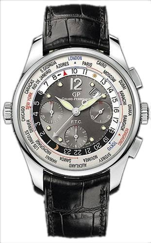 Girard-Perregaux ww.tc Financial Chronograph 49805-11-254-BA6A