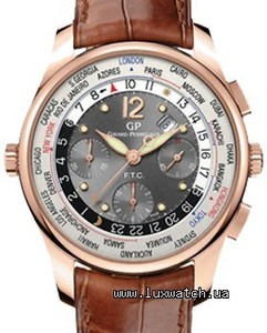 Girard-Perregaux ww.tc Financial Chronograph 49805-52-253-BACA