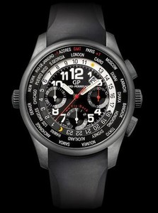 Girard-Perregaux ww.tc Shadow Fly-Back Chronograph 49820-32-611-FK6A