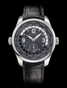 Girard-Perregaux ww.tc Small Second 49865-11-252-BA6A