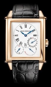 Girard-Perregaux XXL Off-Centered Hour and Minutes 25845-52-741-BA6A