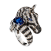 Boucheron Zebra Ring