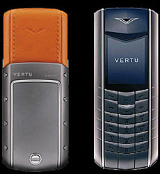 Vertu Ascent Orange