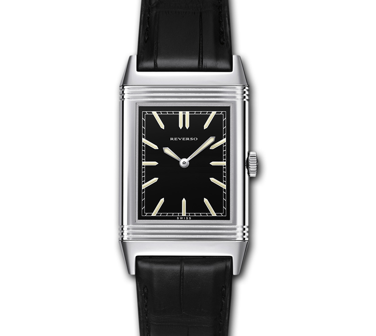 Jaeger-LeCoultre: Reverso Tribute to 1931
