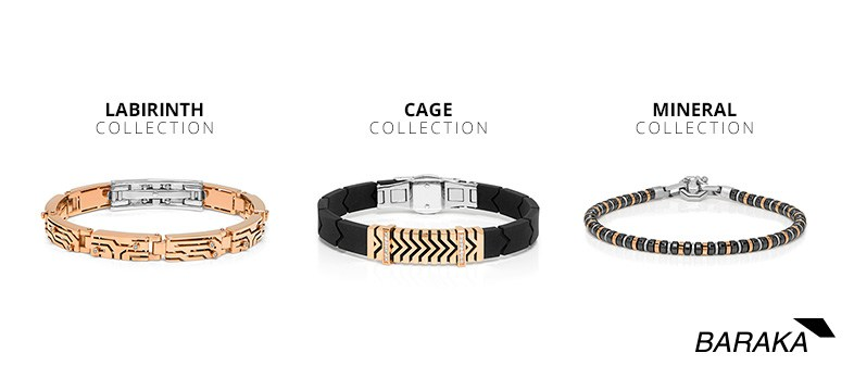 CAGE, LABIRINTH, MINERAL: NEW COLLECTIONS