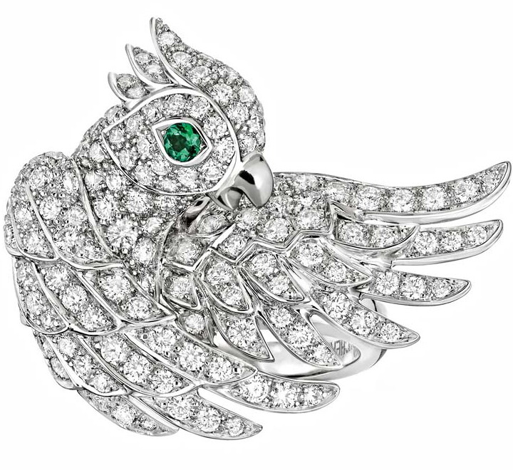 Boucheron Animals Nuri