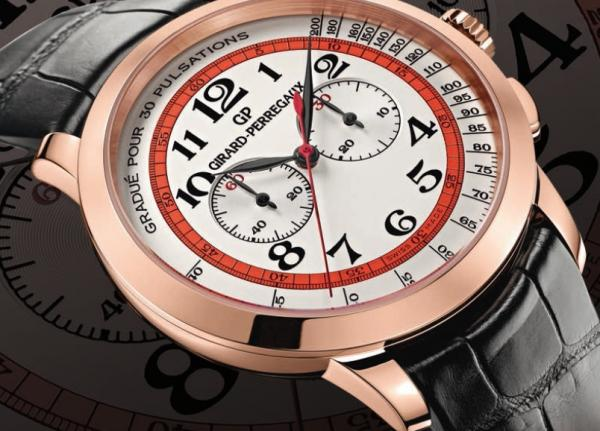 Girard Perregaux 1966 Chronograph Doctor's Watch