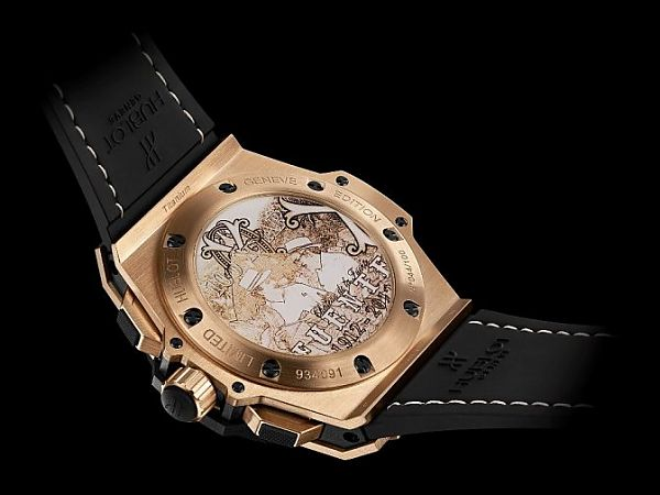 Hublot King Power Arturo Fuente