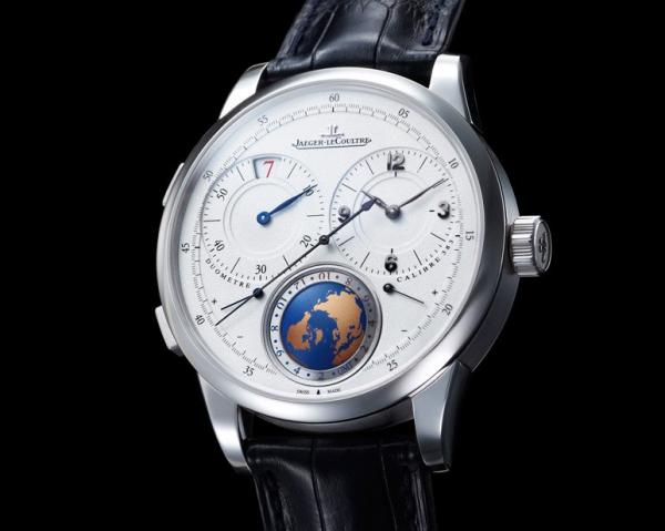 Jaeger LeCoultre Duomètre Unique Travel Time