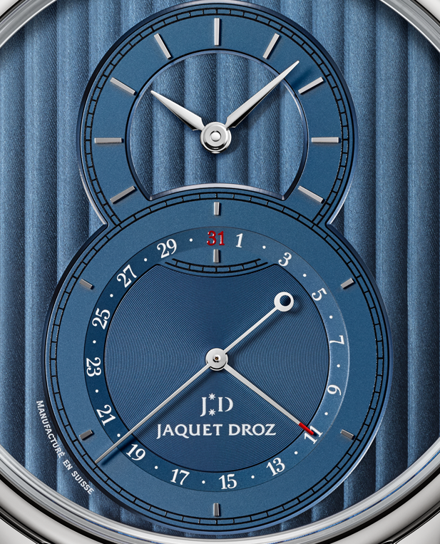 Jaquet Droz Grand Second Quantieme циферблат