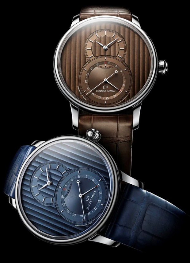 Jaquet Droz Grand Second Quantieme