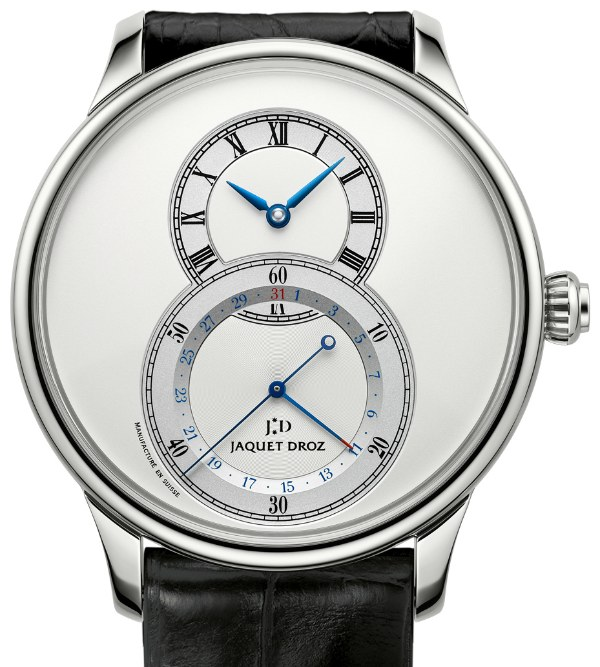 Jaquet Droz Grand Second Quantieme 2011