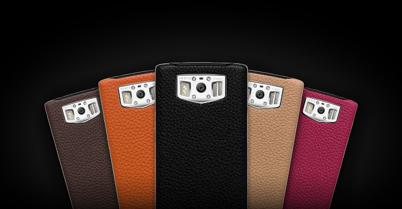 New Vertu Constellation V 2013
