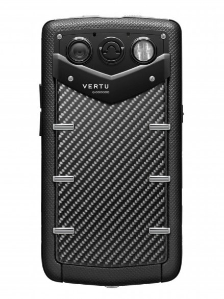 Vertu Constellation Quest Carbon Fiber Edition