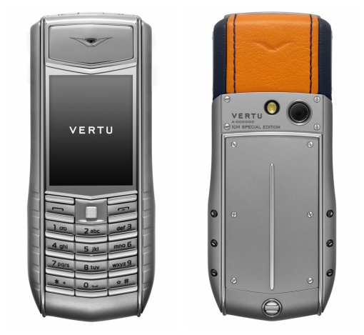 Телефоны Vertu Ascent Ti ICM